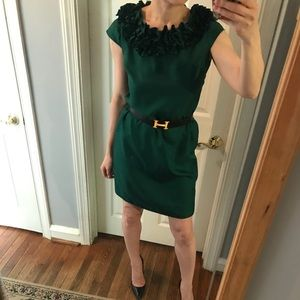Taylor Silk Dress Size 6